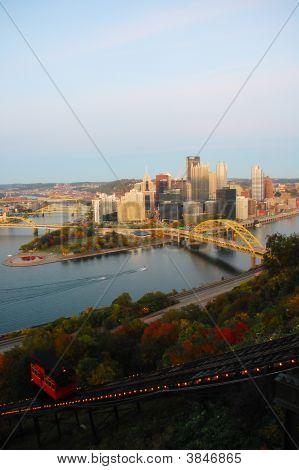 Pittsburgh Duquene Incline
