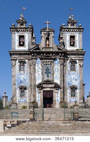 Portugal - Porto - Church Of Santo Ildefonso