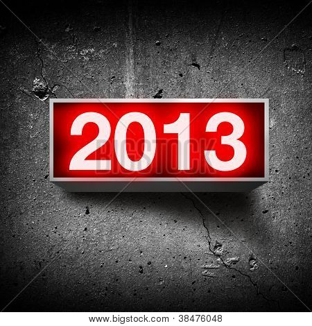 Happy New Year 2013.