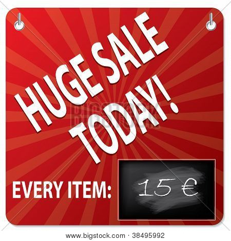 Sale Board With Wipeable Blackboard For Price