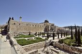 Old City Of Jerusalem, Israel.