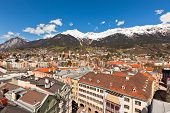View Of Innsbruck, Austria