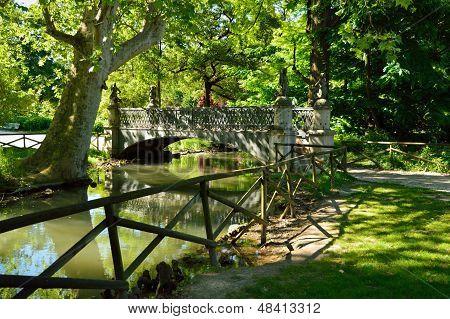 Park In Milan
