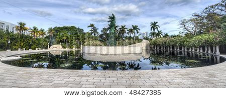 Holocaust Memorial of the Greater Miami Jewish Federation