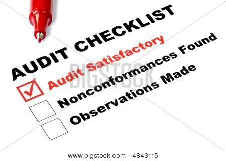Audit-Checkliste