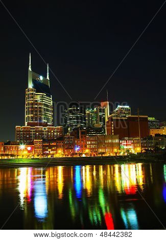 Downtown Nashville, Tn