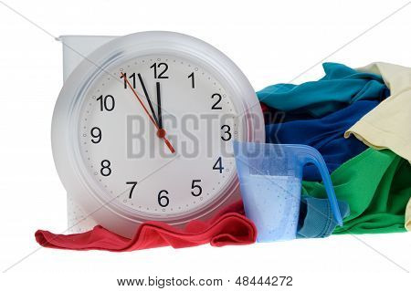 Time - Clothes For The Laundry