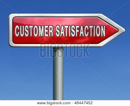 customer satisfaction loyalty and service balanced scorecard to ensure market share
