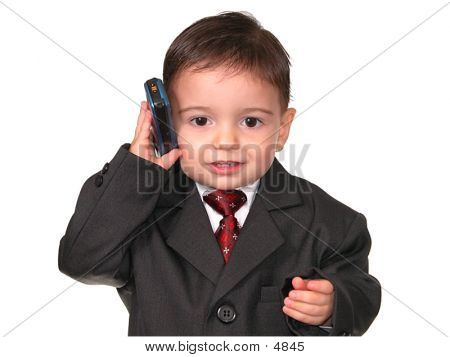 Little Business Man