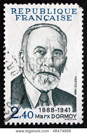 Postage Stamp France 1984 Marx Dormoy, Socialist Politician