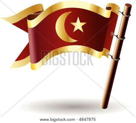 Royal-flag-faith-islam