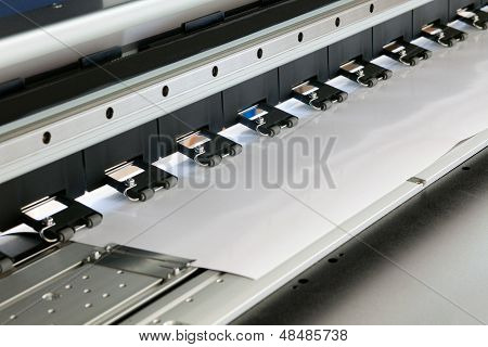 ink jet printer Detail