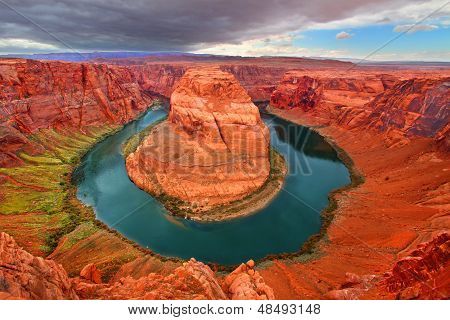 Horseshoe Bend Colorado River