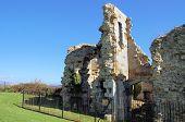 picture of 1700s  - sandsfoot castle - JPG