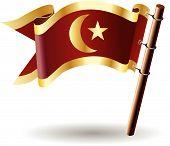 Royal-flag-faith-islam