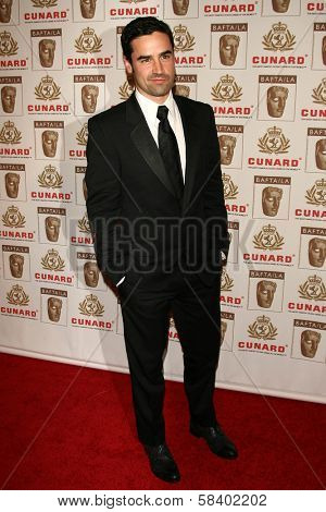 LOS ANGELES - NOVEMBER 2: Jesse Bradford at the 2005 BAFTA/LA Cunard Britannia Awards at Hyatt Regency Century Plaza Hotel on November 2, 2006 in Century City, CA.