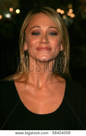 LOS ANGELES - NOVEMBER 09: Christine Taylor at the Los Angeles Premiere of