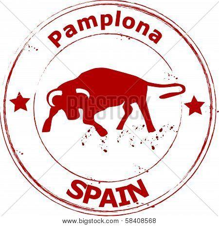 Spain-Pamplona