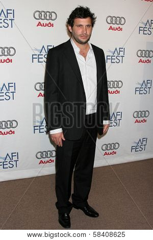 LOS ANGELES - NOVEMBER 04: Jeremy Sisto at the AFI Fest 2006 Screening of