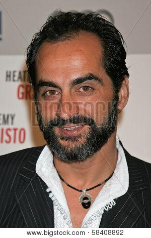 LOS ANGELES - NOVEMBER 04: Navid Negahban at the AFI Fest 2006 Screening of