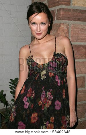 HOLLYWOOD - OCTOBER 21: London Bissad (Paris Hilton look-a-like) at the