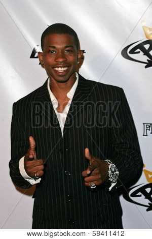 LOS ANGELES - OCTOBER 10: Marcus T. Paulk at the birthday party for Nick Cannon and the opening of his flagship store for PNB Nation on October 10, 2006 at PNB Nation Store, Los Angeles, CA.