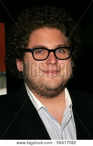 LOS ANGELES - NOVEMBER 27: Jonah Hill at the premiere of