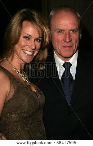 BEVERLY HILLS - NOVEMBER 29: Tracey Dale and Alan Dale at the