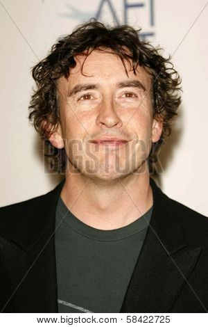 HOLLYWOOD - NOVEMBER 10: Steve Coogan at the AFI Fest 2006 Screening of