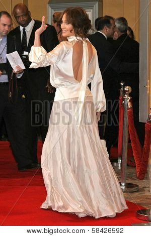 WESTWOOD, CA - DECEMBER 07: Jennifer Lopez at the premiere of