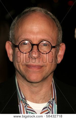 Bob Balaban at the Los Angeles Premiere of