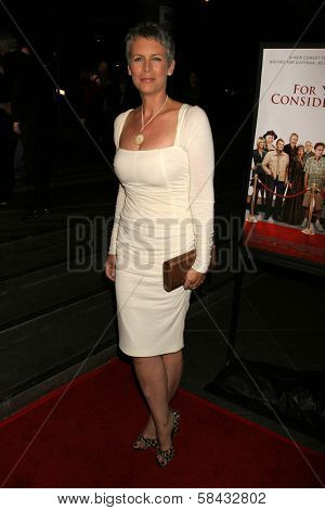 Jamie Lee Curtis at the Los Angeles Premiere of