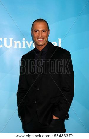 Nigel Baker at NBCUniversal's