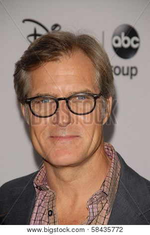 Henry Czerny at the Disney ABC Television Group 2013 TCA Winter Press Tour, Langham Huntington Hotel, Pasadena, CA 01-10-13