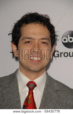 Geoffrey Arend at the Disney ABC Television Group 2013 TCA Winter Press Tour, Langham Huntington Hotel, Pasadena, CA 01-10-13