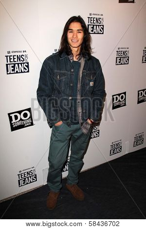 Booboo Stewart at the 6th Annual