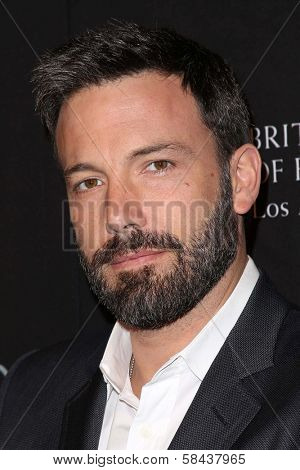Ben Affleck at the BAFTA Los Angeles 2013 Awards Season Tea Party, Four Seasons Hotel, Los Angeles, CA 01-12-13
