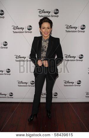 Patricia Heaton at the Disney ABC Television Group 2013 TCA Winter Press Tour, Langham Huntington Hotel, Pasadena, CA 01-10-13