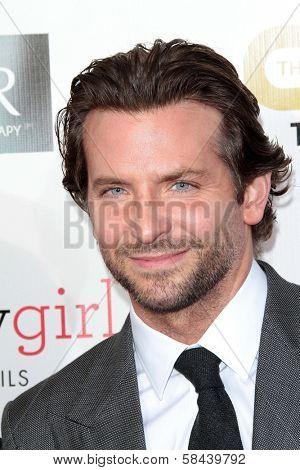 Bradley Cooper  at the 18th Annual Critics' Choice Movie Awards Arrivals, Barker Hangar, Santa Monica, CA 01-10-13