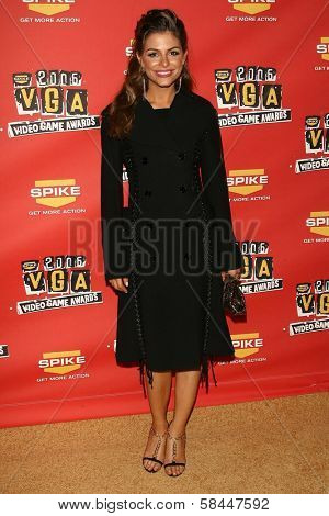 Maria Menounos at Spike TV's 2006 Video Game Awards. The Galen Center, Los Angeles, California. December 8, 2006.