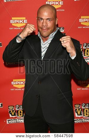Kurt Angle at Spike TV's 2006 Video Game Awards. The Galen Center, Los Angeles, California. December 8, 2006.