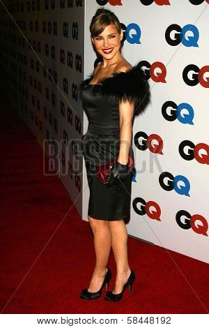 LOS ANGELES - NOVEMBER 29: Elsa Pataky at the GQ Man of the Year Awards at Sunset Tower Hotel November 29, 2006 in Los Angeles, CA.