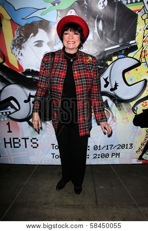 Jo Anne Worley at the Red Line Tours Presents The