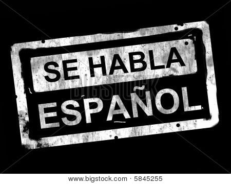Sello español