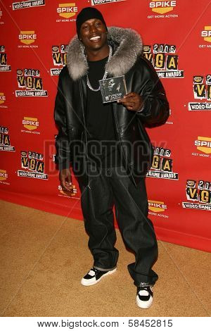 Tyrese at Spike TV's 2006 Video Game Awards. The Galen Center, Los Angeles, California. December 8, 2006.