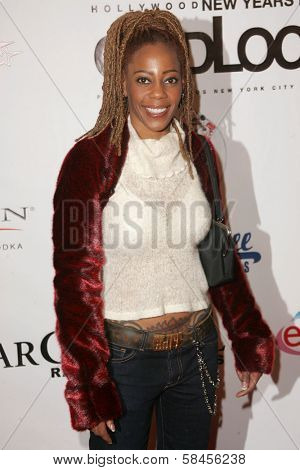 LOS ANGELES - DECEMBER 31: Debra Wilson at the Gridlock New Years Eve 2007 Party on December 31, 2006 at Paramount Studios, Los Angeles, CA.