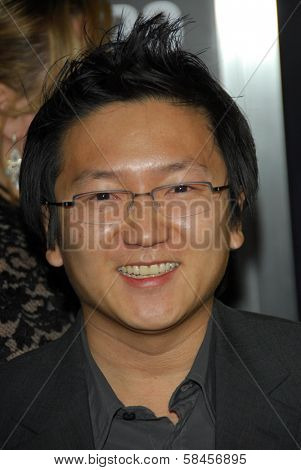 HOLLYWOOD - DECEMBER 13: Masi Oka at the world premiere of