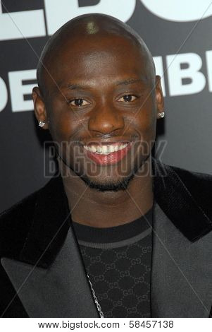 HOLLYWOOD - DECEMBER 13: Antonio Tarver at the world premiere of