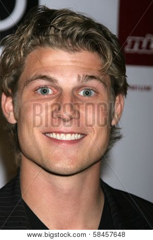 LOS ANGELES - DECEMBER 08: Travis Van Winkle at Flaunt's 8th Annual Anniversary and Toy Drive benefitting on December 08, 2006 at The Edison in Los Angeles, CA.