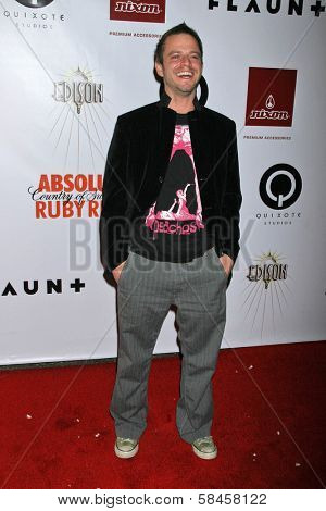 LOS ANGELES - DECEMBER 08: Carmine Giovinazzo at Flaunt's 8th Annual Anniversary and Toy Drive benefitting on December 08, 2006 at The Edison in Los Angeles, CA.